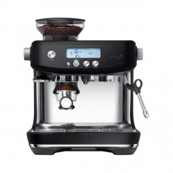 The Barista Pro Coffee Machine, Black Truffle
